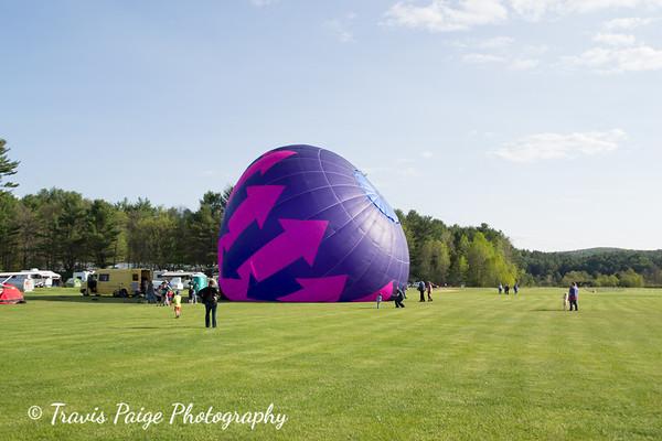 Post Mills Experimental Balloon and Airship Meet 2016