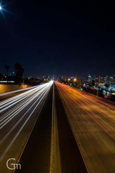 10-29-2015 - San Diego Skyline and Petco Park