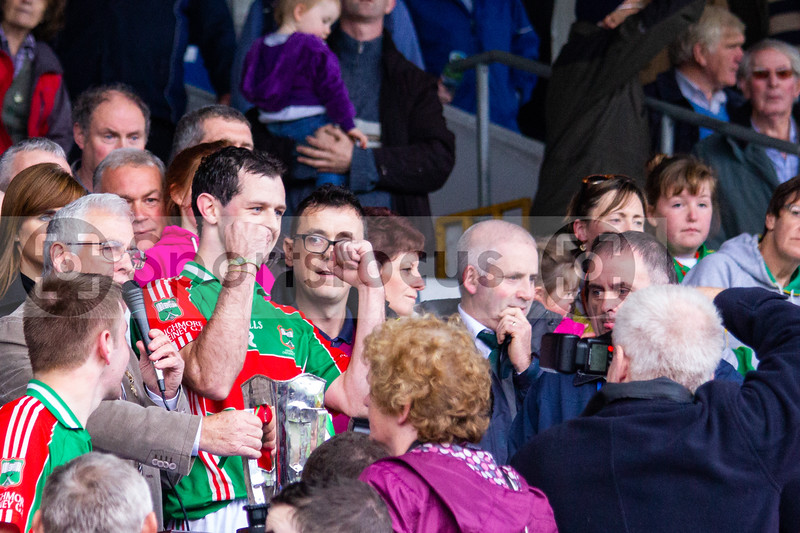 13th October 2013 County Final Day Presentation of Loughmore Castleiney 1988 County Senior Hurling Champions