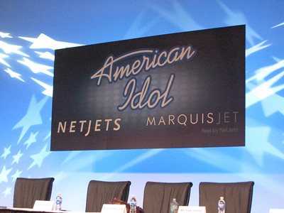 NetJets American Idol Afternoon