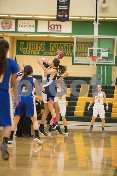 12/23/17 Lowry vs Madison Girls TimberLion Tournament