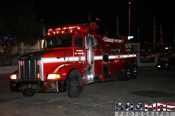 LAFD - Traffic - 12-17-09