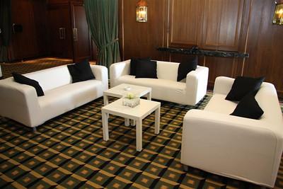 Lounge settings