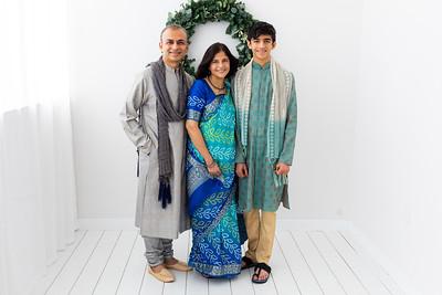 P Shah Family 2019