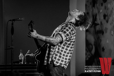 Butch Walker at the Hollywood Forever Masonic Lodge