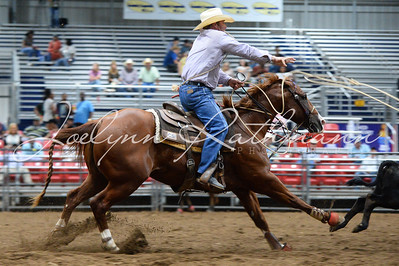 Invitational Calf Roping
