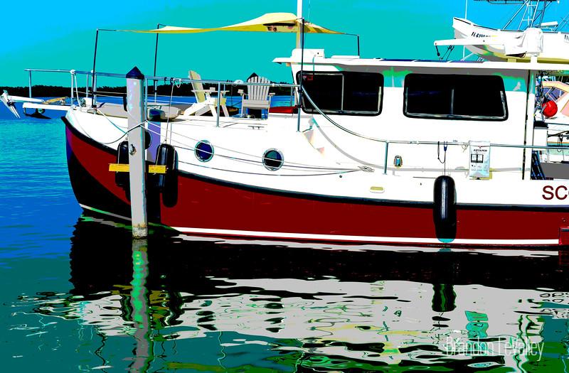 Cruiser in Red and White V.jpg