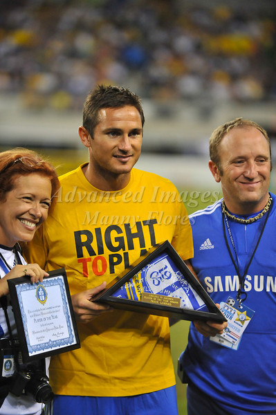July 26 2009 World Football Challenge - Chelsea FC v Club America: