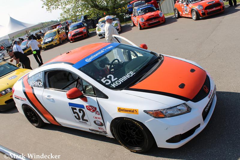 Mac Korince Racing