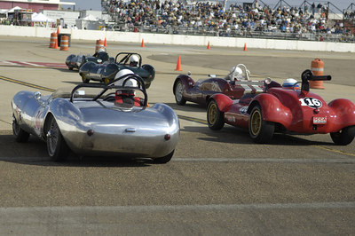 2006 Coronado Speed Festival Group 4 1955-1960 Sports Racing Cars