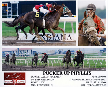 PUCKER UP PHYLLIS - 6/22/2013