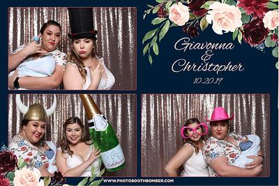 Giavonna And Christophers Wedding