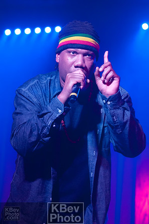 KRS-ONE, Michael Rose & Sister Carol (Apr 13)