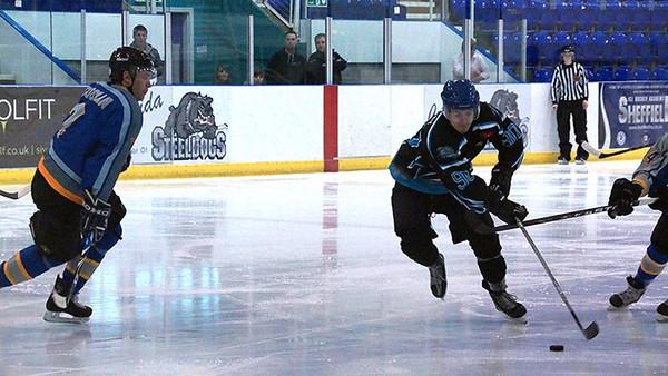 Sutton Sting V's Solway Sharks 27-01-13