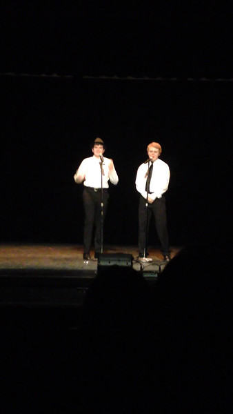 Brandon voice recital
