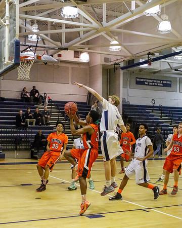 Boys JV Basketball v JEB Stuart 1/20/15