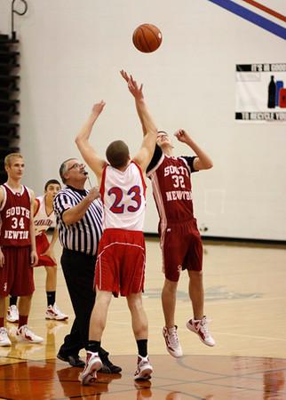 SNHS Boys Basketball Freshman vs TC 2012