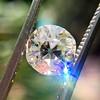 1.60ct Old Mine Cut Diamond, GIA H VS2 6