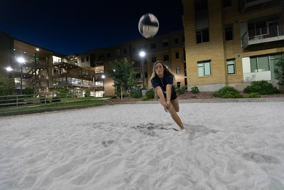 Volleyball Campus View