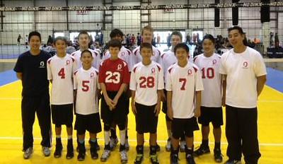 2014 OCC Volleyball