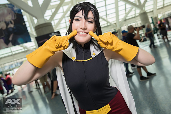 Anime Expo 2018 Day 1