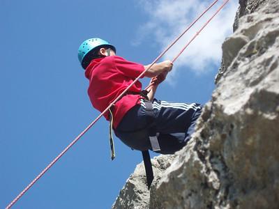Overnight Rock Climbing Workshop 2