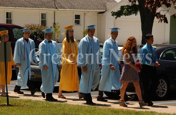 05-25-14 NEWS Ayersville H.S. Graduation
