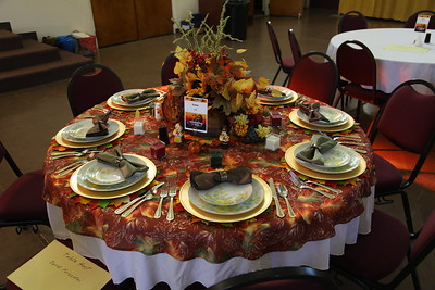 Thanksgiving Community Dinner 2013