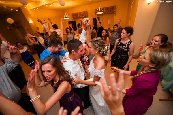 Matt and Colleen Kenney Wedding