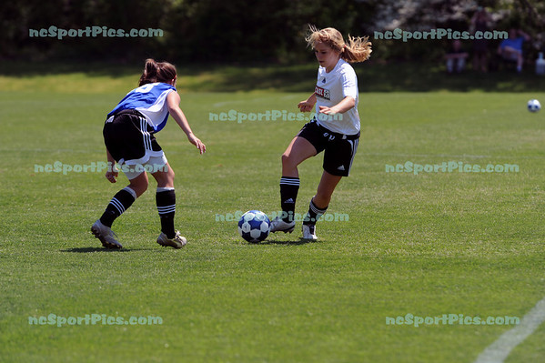 SPW Kepner Cup Game 1 vs Rutherford Lady Rumble 042509