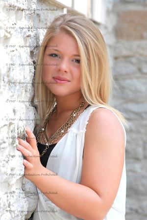 Hannah... Senior 2011