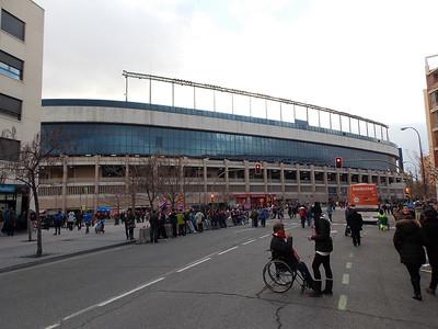 Madrid & stuff: first 3 days  - 2013