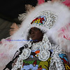 Semolian Warriors Mardi Gras Indians First Dy of Jazz Fest 2013 at the Jazz & Heritage Stage