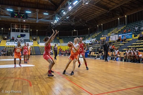 Finale PlayOffs 2018 Filles Match3