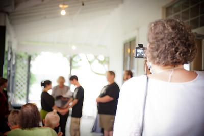 Dave and Terri Wedding