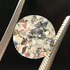 3.46ct Old European Cut Diamond GIA M, VS1 38