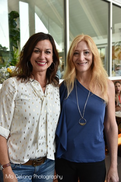 Emilie Rohrbach and Lisa Fierro