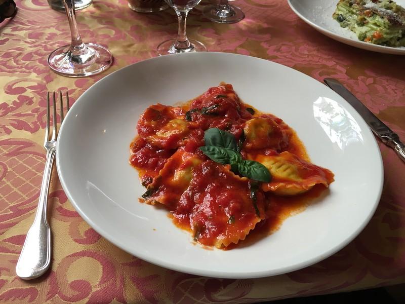 Vino Vino restaurant. Venice