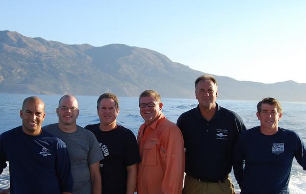SoCal Open Water Swim MEN 96 Hour Adventure