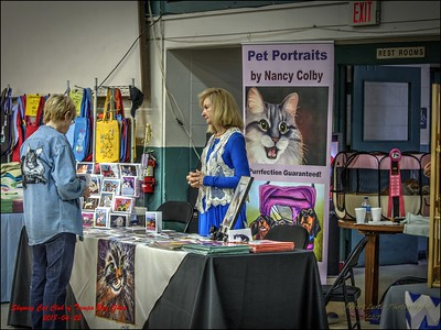 Dated Event:   2018-04-22......Skyway Cat Club of Tampa Bay...Show