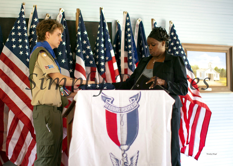 Eagle Scout Ceremony for Weston053