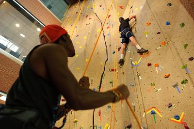 Tucker Climbing Wall