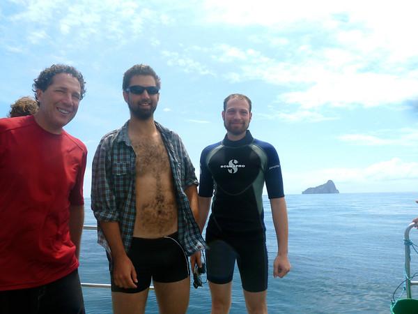 Galapagos 10, Kicker's Rock