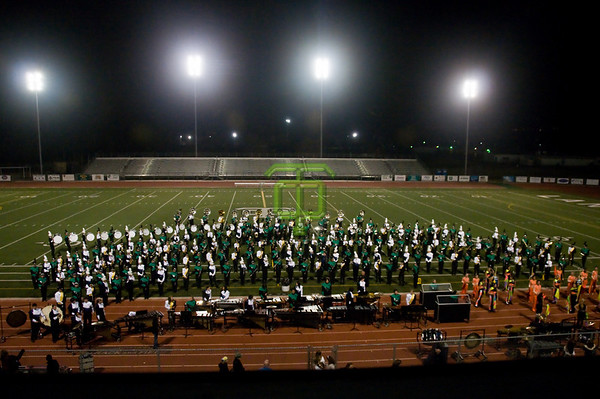 Finale - Combined Bands