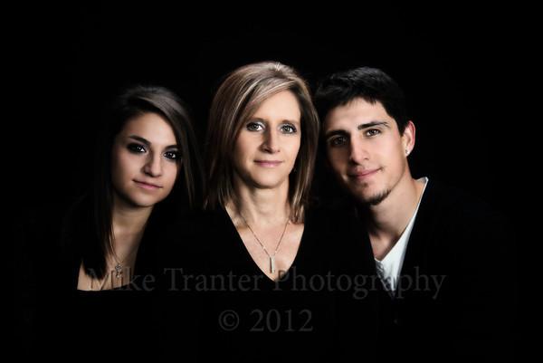 Navarette Family 2012 Portrait