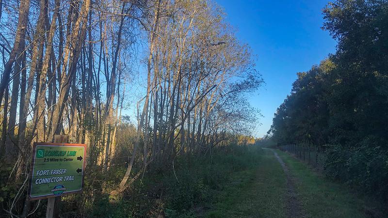 Fort Fraser Connector Trail