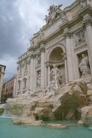 Rome, Italy - September 2017
