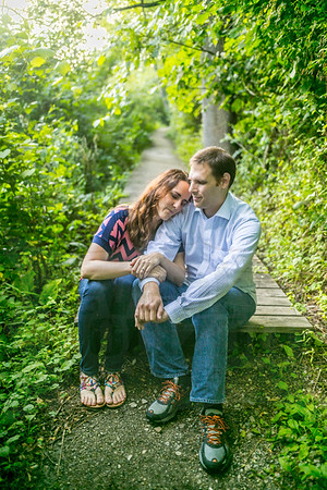 Amanda and Dan-Engagement