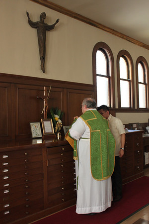 6th Sunday after Pentecost: Star of the Sea TLM - 6/30/13