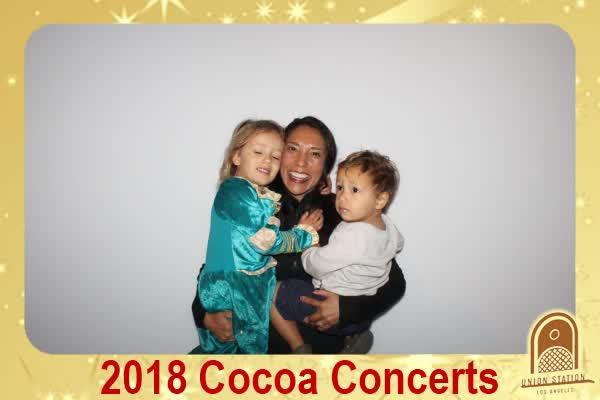 Union Station L.A. Cocoa Concerts - 12/21/2018